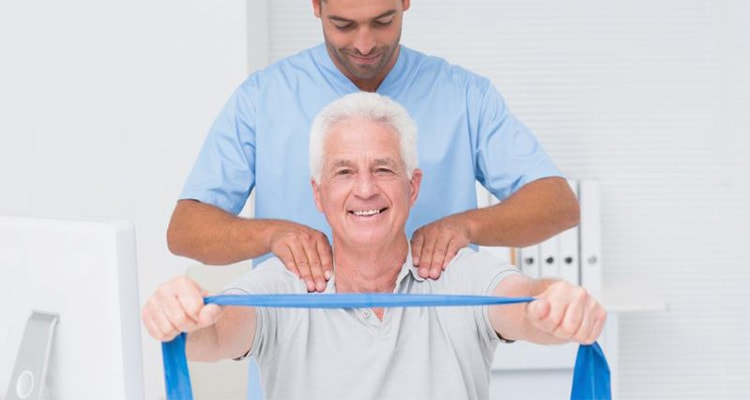 Physiotherapy Care at Home